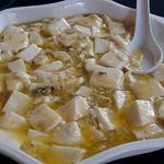 上海姥姥 - 「豆腐の蟹の卵煮込み」