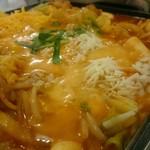 dammi - チーズタッカルビ・チーズがとろ~りなってきたら食べ時