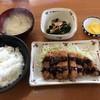 あすなろ - 料理写真:カツ定食=720円