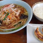 中華やあづま - 料理写真:
