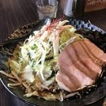 麺屋 燦鶴 - 料理写真:ラーメン