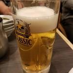 匠の庭 - ビール少ない....