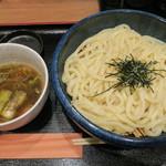 讃岐麺屋 あうん - 料理写真:鴨つけうどん