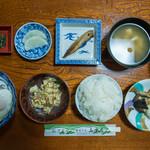 山中荘 - 料理写真: