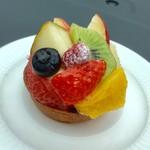 オハコルテ - 季節のいろいろフルーツのタルト