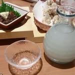 玉乃光酒蔵 - にごり酒