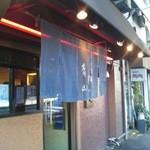 麺屋武蔵 青山 - 店の表