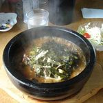 喫茶トムル - 石焼きチーズカレー