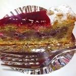 CQL - オーストリアのケーキ:リンツァートルテ(420円)