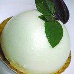 CQL - ミント味クリームに包まれたカカオ70%クリーム