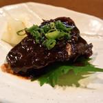 うおせい - 料理写真:鯖のぬか炊き
