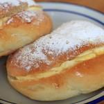 パニーノ - 料理写真:とろとろクリームパン