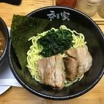 秀吉家 - 平打ち麺