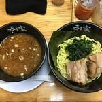秀吉家 - つけ麺(並)170g 750円