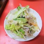 83002970 - サービスの野菜炒め