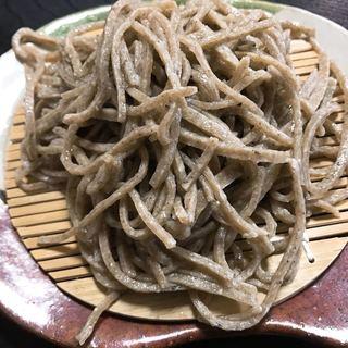 専心庵 - 料理写真:十割粗びき蕎麦