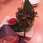 沖縄キッチン てりとりー - 海ブドウ