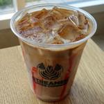 ストリーマー・コーヒー・カンパニー - 期間限定サクララテ650円