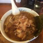 麺や 阿闍梨 - 料理写真:一番だし
