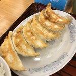ぎょうざの満洲 - 餃子6個