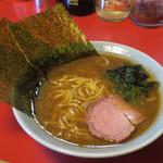 麺屋 志どう - 料理写真:ラーメン700円