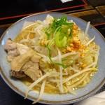 そば五郎 - 料理写真:ラーメン五郎(並)700円