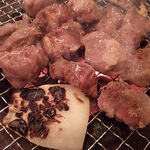 炭や 盛岡店 - サガリ(豚ハラミ)