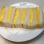 83012619 - タマゴサンドイッチ