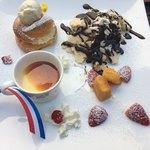 83015060 - パリジェンヌ展デザート盛り合わせ