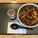 菊水元町信州庵 - 料理写真:辛味スパイス嬉しい。