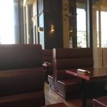 レストランルピナス - 店内