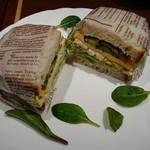 SHU  - サンドイッチ
