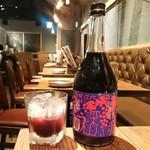83019709 - 丹波深山 ぶどう  西山酒造(兵庫)