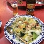 Manri - 八宝菜