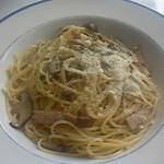 デルフィーノ - きのこのスパゲティ