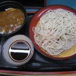 8302170 - 小諸そば西新橋店 ミニカレー丼セット