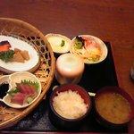 さくら川 - 日替わり定食