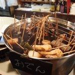 松葉 - おでん鍋