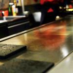 83020296 - 目の前鉄板のアリーナ席ww