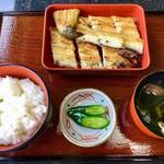 うなぎ 淡水 - うなぎ蒲焼 白焼き +900円のセット