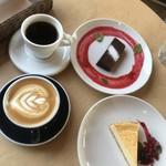 インヴィトロ コーヒー ロースターズ - 料理写真: