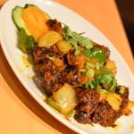 ネパール ミテリキッチンレストラン&バー - スクティ(650円)2018年3月
