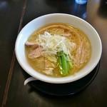 麺の風 祥気 - 料理写真:しおそば 730円