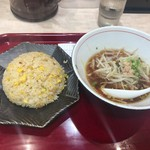 中華食堂 一番館 - 炒飯セット