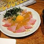 芋蔵 - 天草ぶりのゴマぶり(980円)