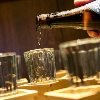 料理を引き立てる日本酒