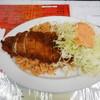 レストランばーく - 料理写真:トマトライスかつ¥700-
