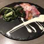 横浜 魚バル&wine オルウェーヴ - 料理写真: