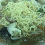 83028506 - 麺は中華麺