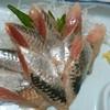 大和 - 料理写真:鰯の刺身 あま~い